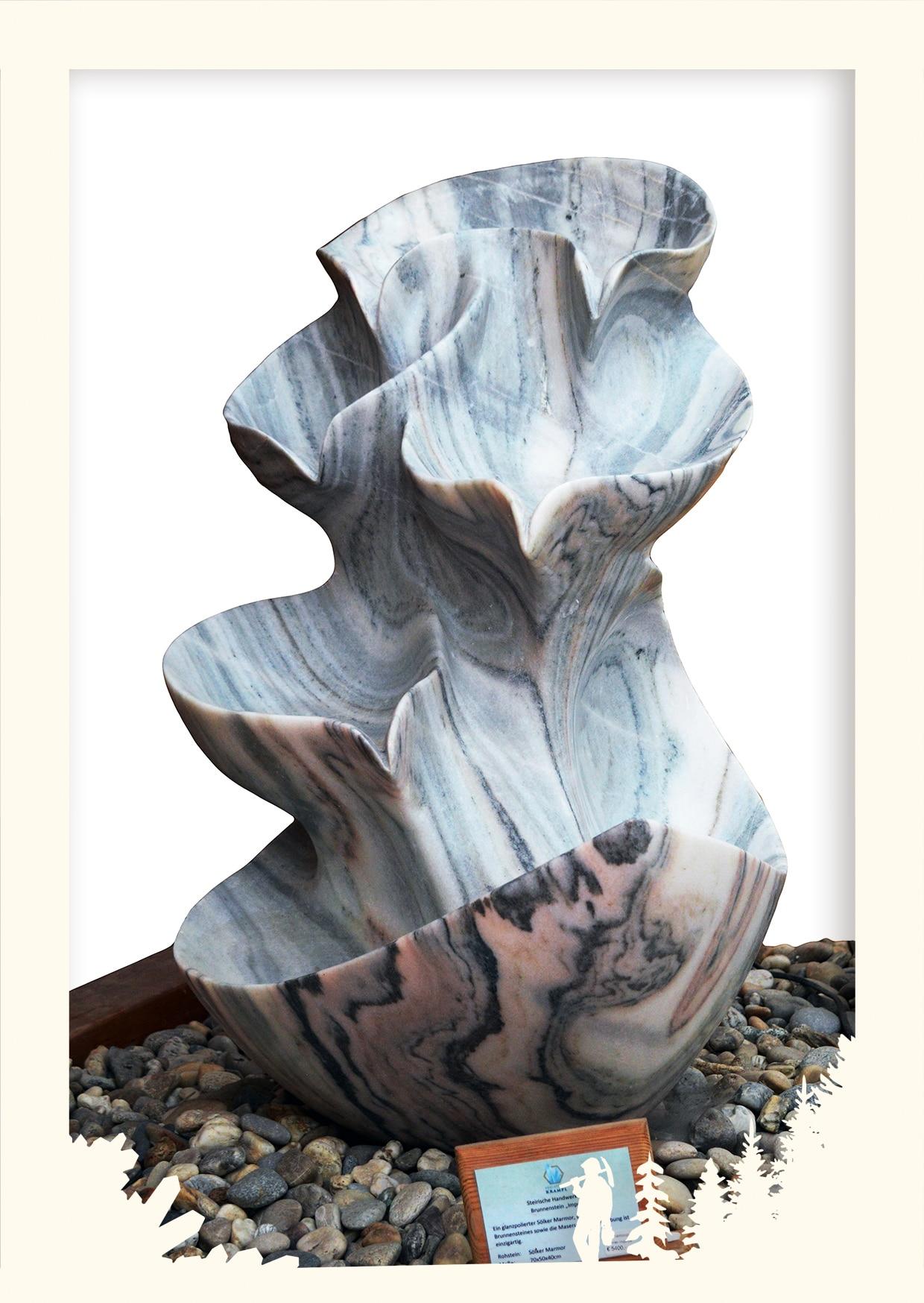 Brunnen Sölker Marmor