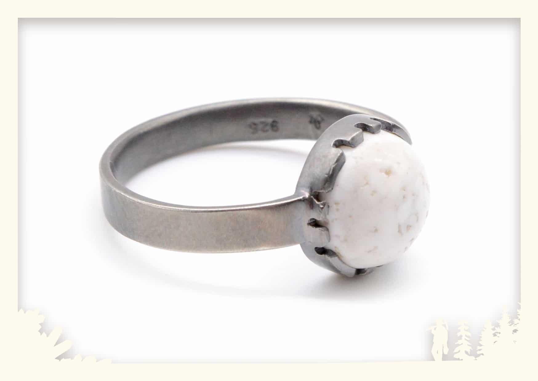Magnesit Ring