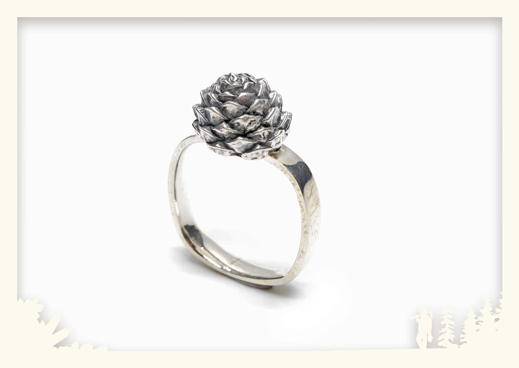 Ring Zirbe
