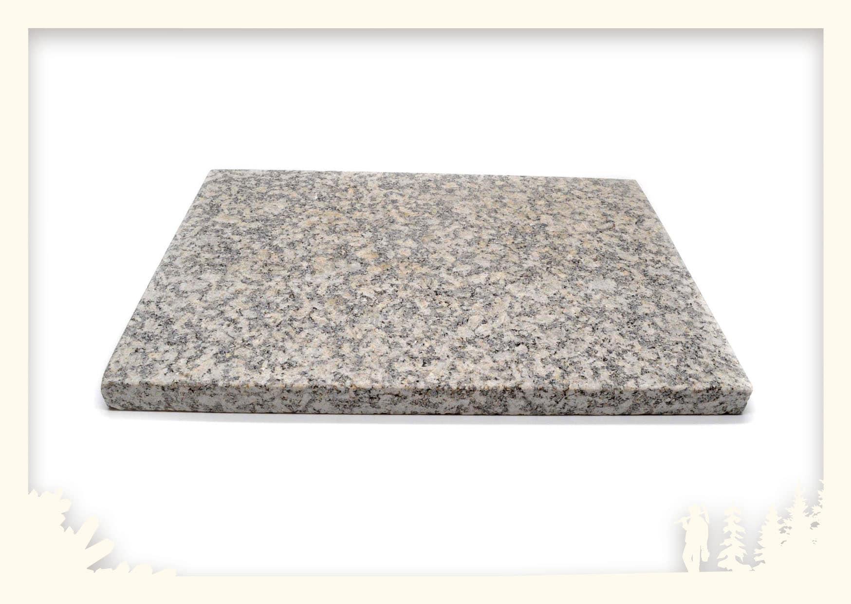 Brotbackstein Granit