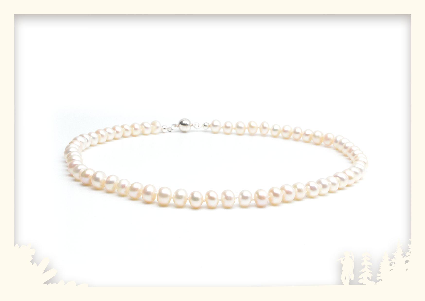 Perlenkette Image