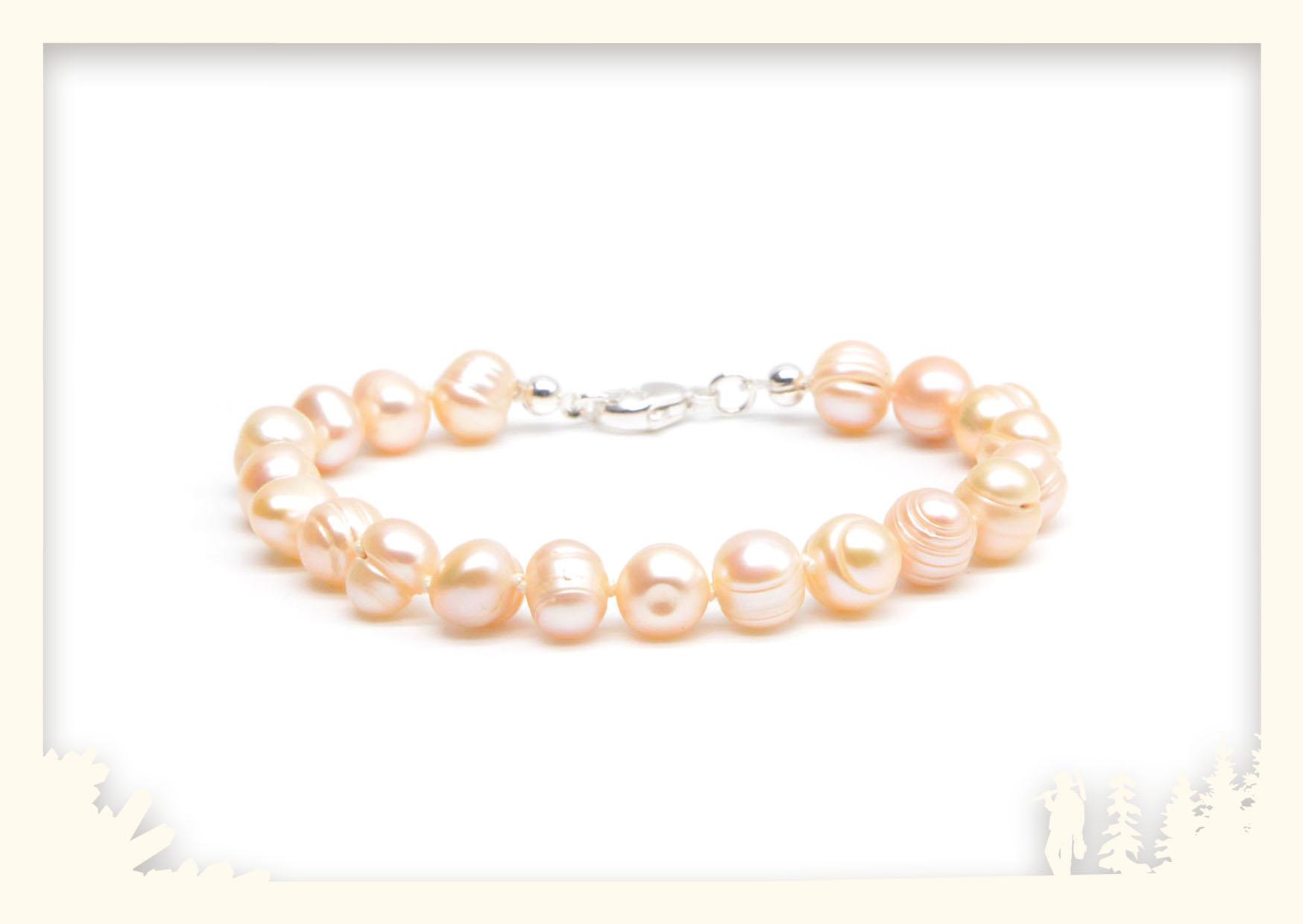Kugelarmband Perle Image