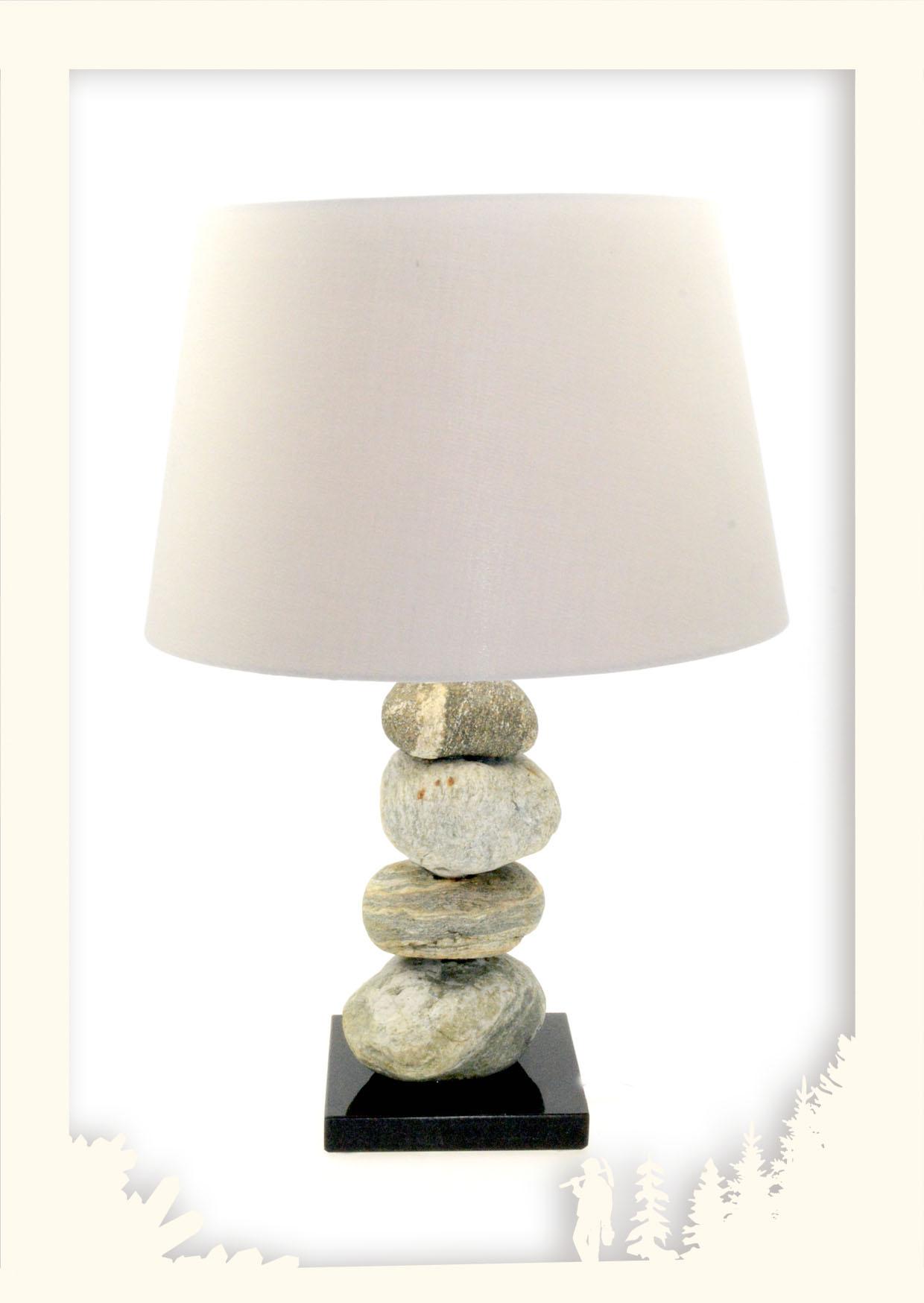 Tischlampe Stein Image