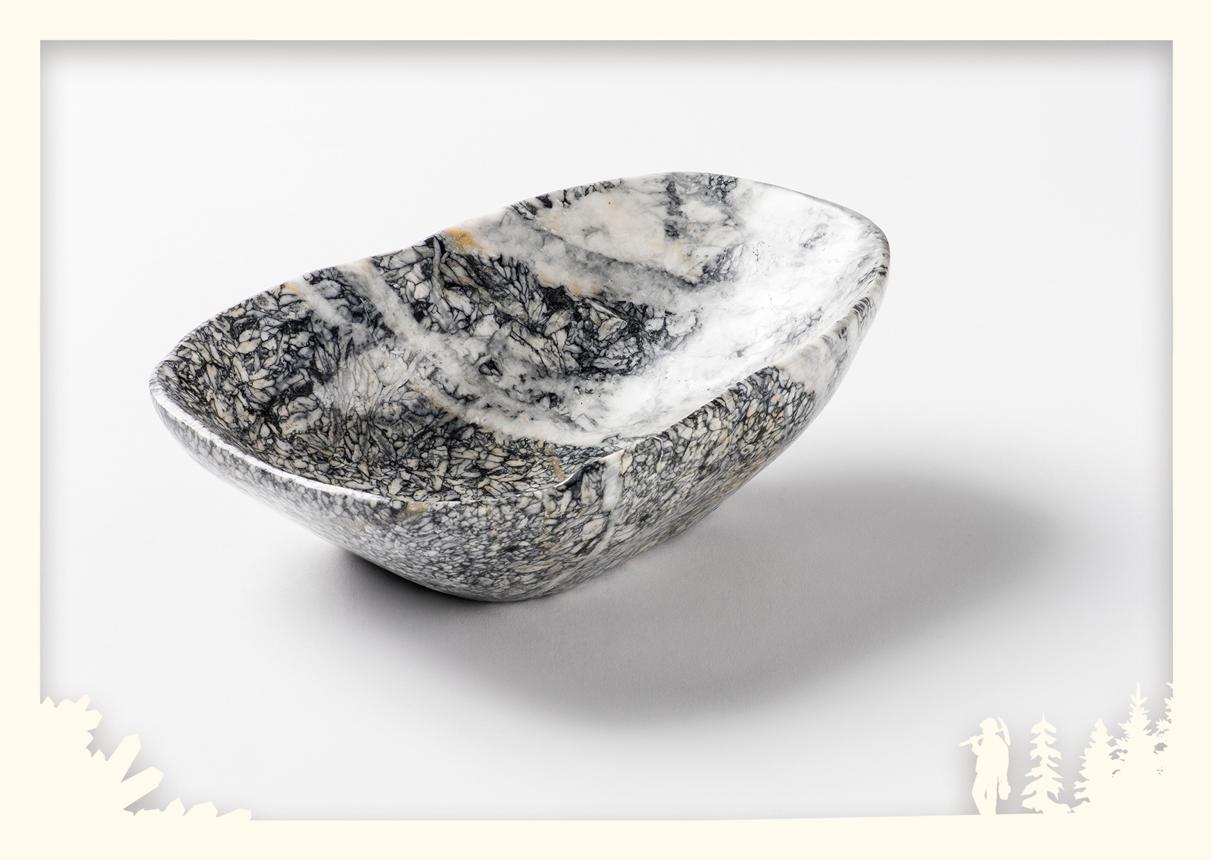 Steinschale Pinolitmagnesit Image