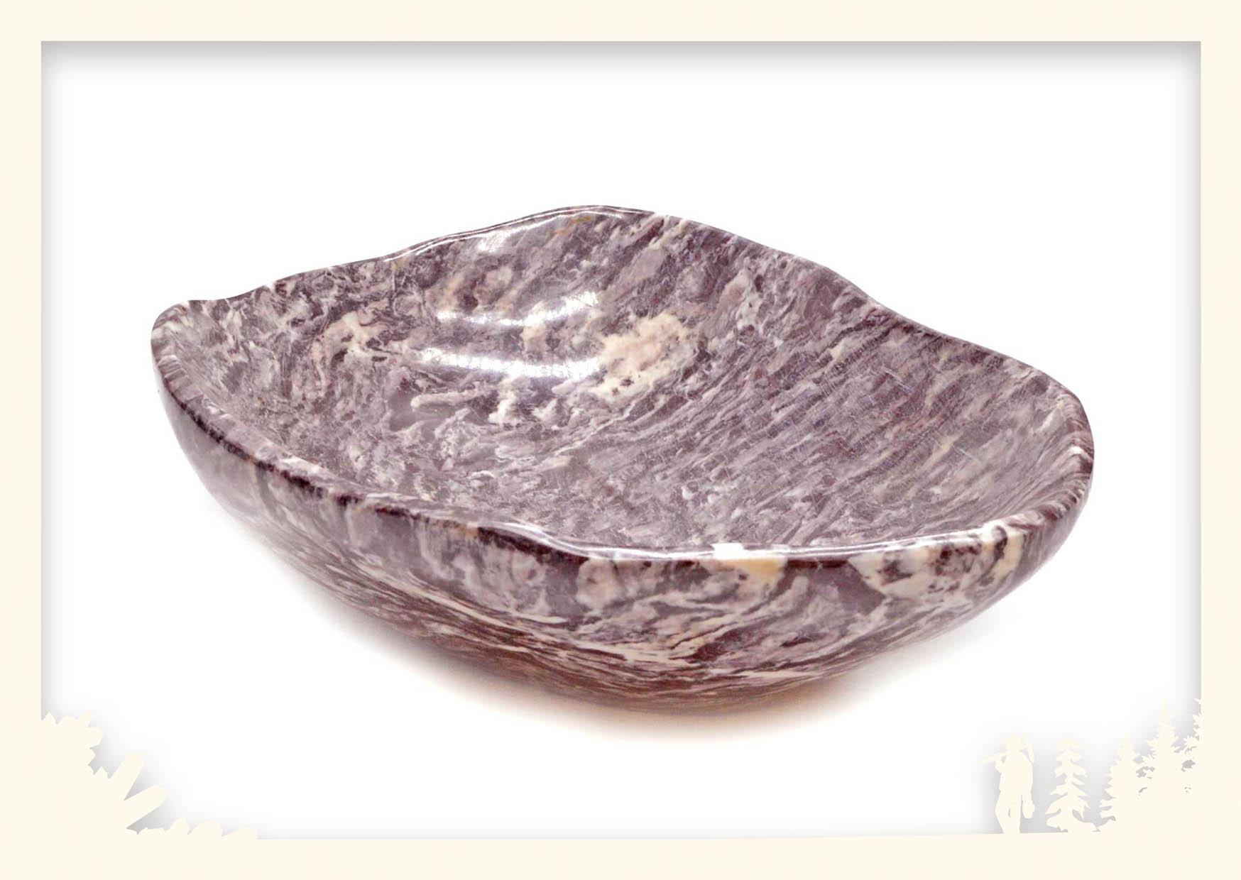 Steinschale Kalk Porphyr Image