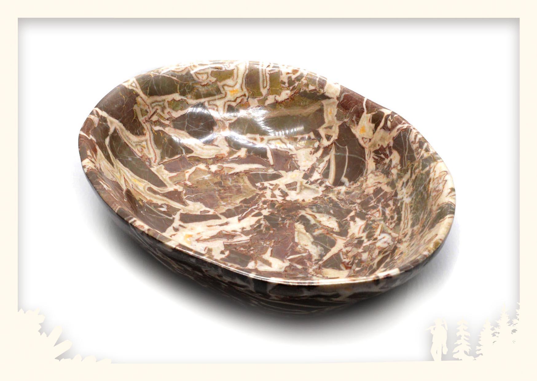 Steinschale Kalk Trias Image