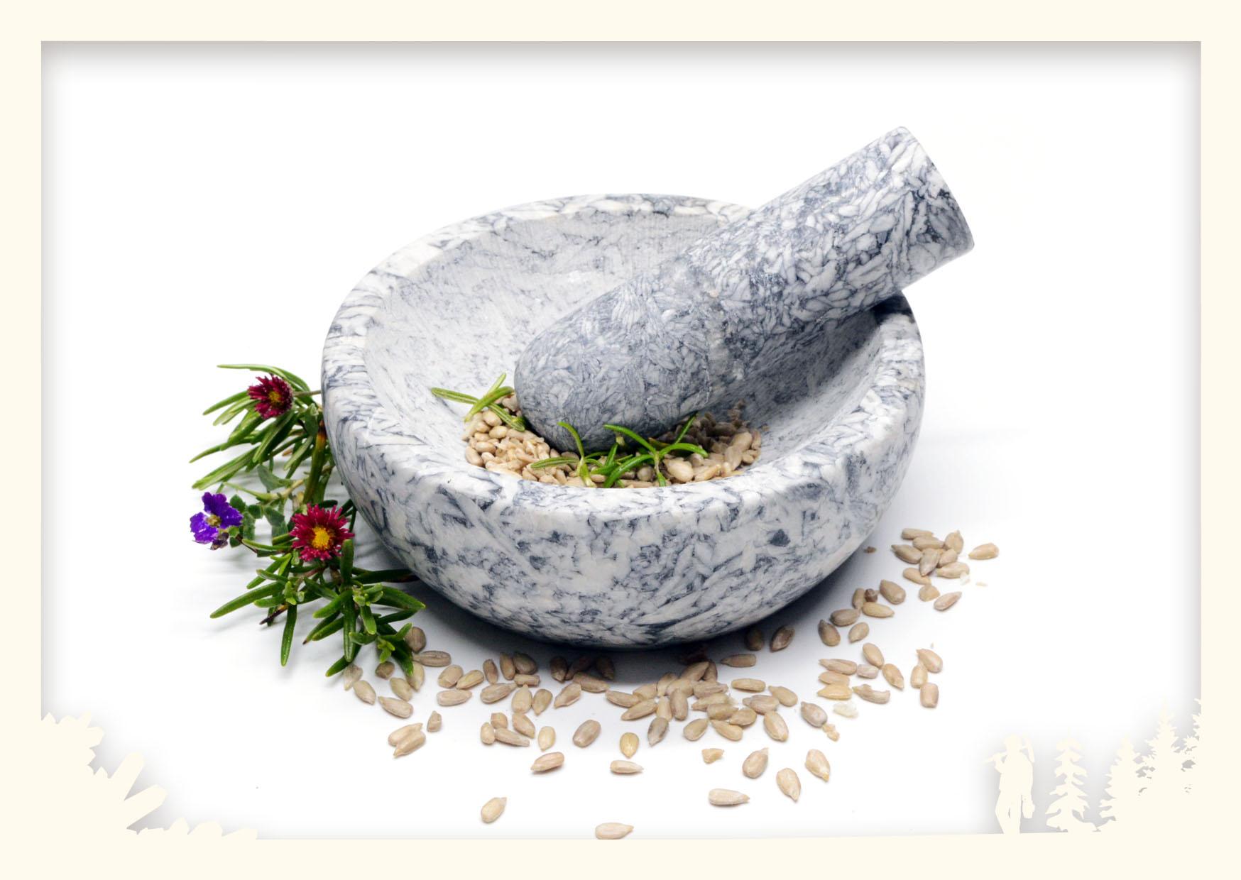 Mörser Naturstein Image