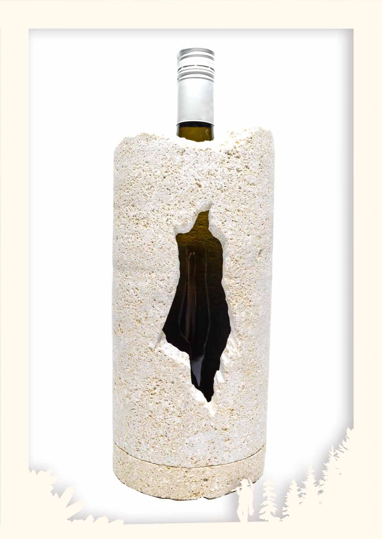 Weinkühler aus Aflenzer Sandstein